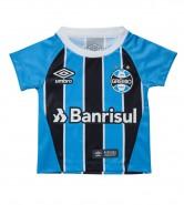 Camisa Infantil Umbro Grêmio Oficial I 2017 9b4fc256a798f