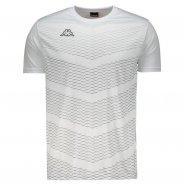 ed20cc045407c Camisa Masculina Kappa Giorgio KP2118001 002 Branco