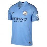 Camisa Masculina Nike Manchester City I 2018 19 Torcedor 894431-489 Azul e2dda2fc4f111