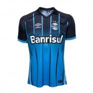 Camisa Masculina Umbro Grêmio Oficial III 2016 Fan 3G00061 Preto Azul Branco aa4bd34eccc53
