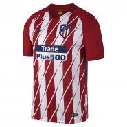 Camisa Nike Atlético de Madrid Stadium Home 2017 18 847291-612 Vermelho  Branco 1467877cac071