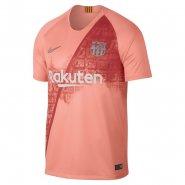 f306920b04 Camisa Nike Barcelona 3 2018 19 Torcedor 918989-694 Rosa Salmão