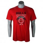 Camiseta Adidas Chicago NBA Bulls S96778 Vermelho 97989429632b0