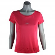 Camiseta Feminina Speedo Interlock UV50 071337Q 031 Coral 18e4a85d29a79