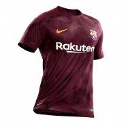 Camiseta Infantil Nike Barcelona Stadium 2017 18 847385-683 Vinho 2e03482baaa