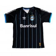 Camiseta Infantil Umbro Grêmio 2015 3G00035 Preto Celeste Branco 731d3e23938c8