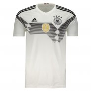 1f0841dd62 Camiseta Masculina Adidas Alemanha 1 2018 BR7843 Branco