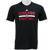 Camiseta Masculina Adidas Chicago Hps Game