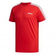 Imagem - Camiseta Masculina Adidas Designed 2 Move 3-Stripes