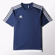11279c127e Camiseta Masculina Adidas Estro 15 S16150 Marinho