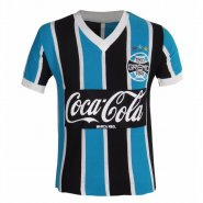 3dbea2aef3fb7 Camiseta Masculina Dilva Oldoni Grêmio Retro 1989 G550 Tricolor