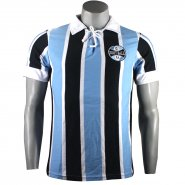 Camiseta Masculina Grêmio Retro 1930 Natural Cotton GRMM019 Tricolor