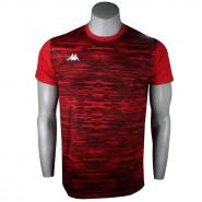 Camiseta Masculina Kappa Jenner KP0285003 003 Vermelho 7542ce0d3f273