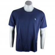 Camiseta Masculina Lupo Seamless Run 70673 001 2800 Marinho 39e8621df501f