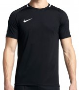 Camiseta Masculina Nike Academy 832967-010 Preto Branco 54cd093f5d007