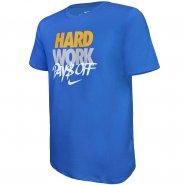 Camiseta Masculina Nike Dry Tee Elite 92 924241-403 Azul 17d9228e5979b