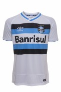 Camiseta Masculino Umbro Grêmio Oficial II 2016 (GAME) 4e53769e89c6c