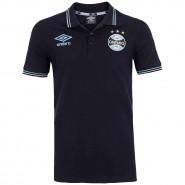 Camiseta Polo Masculino Umbro Grêmio Viagem 2016 0c2006cfb9c3e