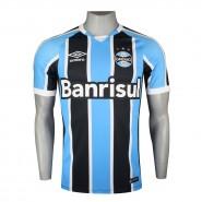 Camiseta Umbro Grêmio Oficial 1 2016 Fan 3G00047 Tricolor d4bf607ff0562