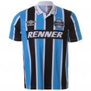 Camiseta Umbro Grêmio Tricolor Bi Libertadores 1995 ec596da90b719