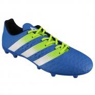 Chuteira Campo Adidas Ace 16.3 FG AG AF5148 Azul Verde 905b5546a6c