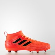 Chuteira Campo Adidas Ace 17.3 S77065 Laranja Preto e2350580f5da7