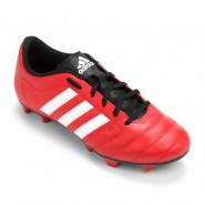 Chuteira Campo Adidas Gloro 16.2 FG AF4865 Vermelho Preto 981c22478883c