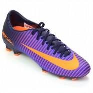 Chuteira Campo Nike Mercurial Victory VI FG 831964-585 Roxo Laranja 7f8a7d96b546e