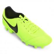 32a041158a Chuteira Campo Nike Tiempo Mystic V FG 819236-707 Verde