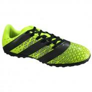 Chuteira F7 Artilheira TF Adidas H68343 Verde Preto 6d2d9bb21aa88