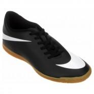 Tênis Indoor Nike Bravata IC 768924-011 Preto Branco fce91dfa17abc