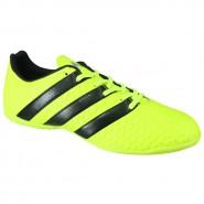 Indoor Adidas ACE 16.4 IN S31913 Verde Preto 229861f3fe465
