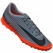 442d7600e1aa3 Chuteira Nike F7 Mercurialx Vortex III CR7 852534-001 Chumbo/Laranja