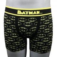 52d606906 Cueca Boxer Lupo Microfibra Batman 16971 001 9940 Preto Amarelo