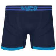 Cueca Boxer Lupo Sport 532 004 2300 Blue Nights