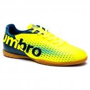 Indoor Futsal Umbro Innverse 0F72085-673 Lima Marinho Azul bd33a9a4deac6