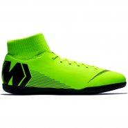 Indoor Masculino Nike Superfly 6 Club AH7371-701 Verde Limão Preto dc6bd8411f7aa