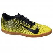 73bf975582 Indoor Nike Bravatax II IC 844441 701 Amarelo Preto