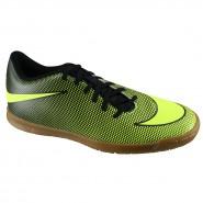 f6f43e2417 Indoor Nike Bravatax II IC 844441-070 Preto verde