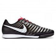 a6b5411bae Indoor Nike Tiempo LegendX 7 Academy IC AH7244-006 Preto Branco