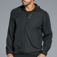 Jaqueta Masculina Lupo Windbreak 71618 001 9990 Preto