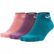 Kit C  Meias Femininas Nike Performance Cotton (Tamanho 34 ao 39) SX4732- 6950a3133e32a