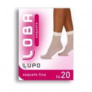 7154f7058 Meia Lupo Soquete Arrastão 5533 001 999 - Preto - Calçados Online ...