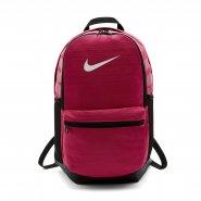 Mochila Treino Nike Brasilia (Média) BA5329-699 Rosa Preto fa1a4d18f6fda
