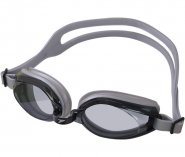 Óculos de Natação Poker Bali 13046 Prata Fume 0cc5c227dd434