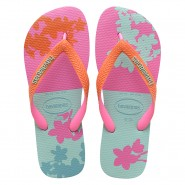 beec0f0ca4 Sandália Havaianas Top Fashion 4137258-0642 Ice Blue