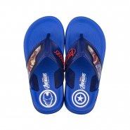 f11b156d609ab Sandália Infantil Grendene Avengers Transformation 21848-22117 Azul Azul