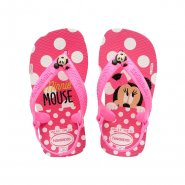 96ed08c47d Sandália Infantil Havaianas New Baby Disney 4137007 7933 Rosa