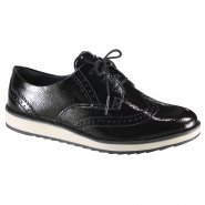 Sapato Feminino Oxford Dakota G0331 00005 Preto (Follow)