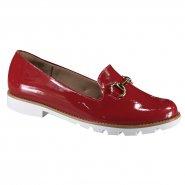 33a59bdf38 Sapato Feminino Usaflex Slip On X5704 50 Rebu (Luxor)